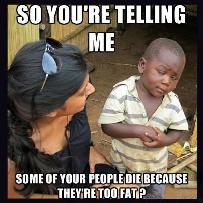 So you are telling me...